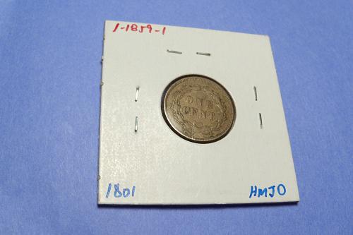 1859 IHC  EF  #1-1859-1