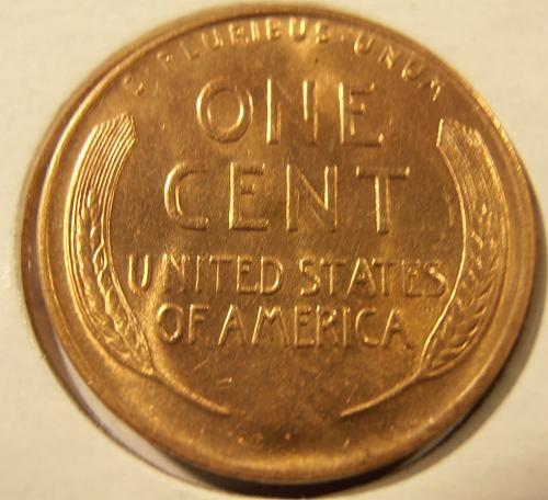 1940 D BU Lincoln Cent (40DUK1)