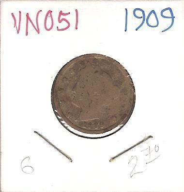 "1909 Liberty ""V"" Nickel"
