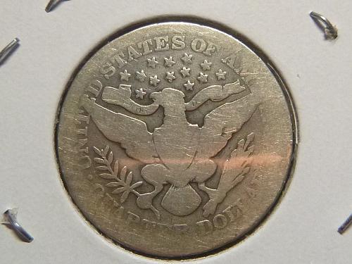 1907 P Barber Quarters