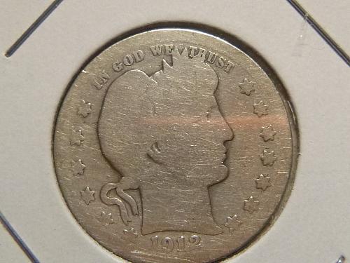 1912 P Barber Quarters