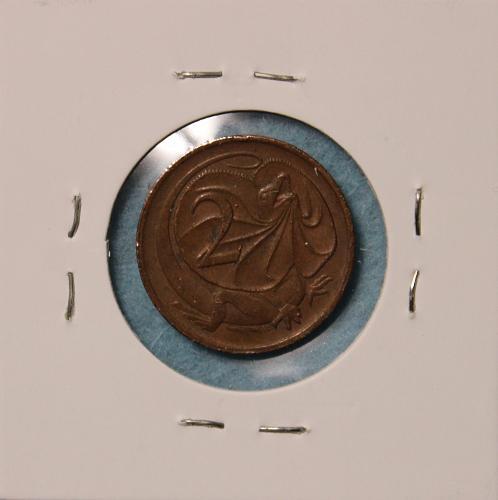 Australia 1979 2 cents