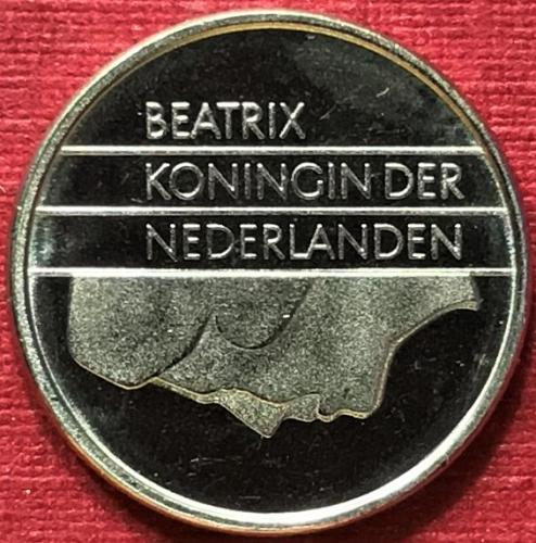 Netherlands 1996 - 10 Cents