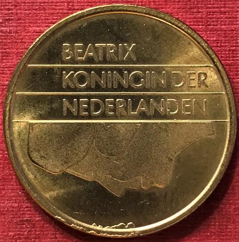 Netherlands 1993 - 5 Cents [#2]