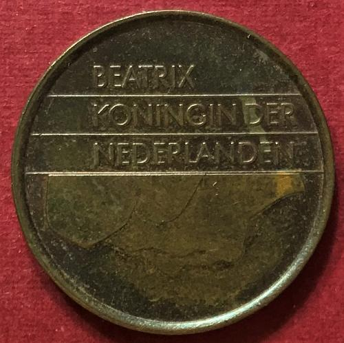 Netherlands 1982 - 5 Cents