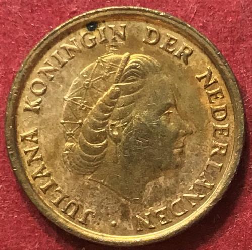 Netherlands 1978 - 1 Cent [#2]