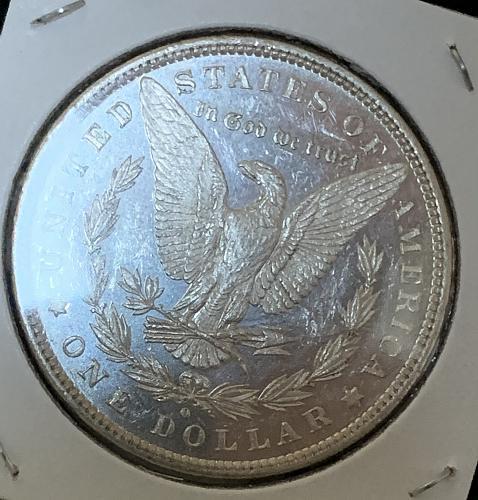 1882-O RARE Reflective/Semi-PL Features CHAU++ Original Mint Luster MSD$1.