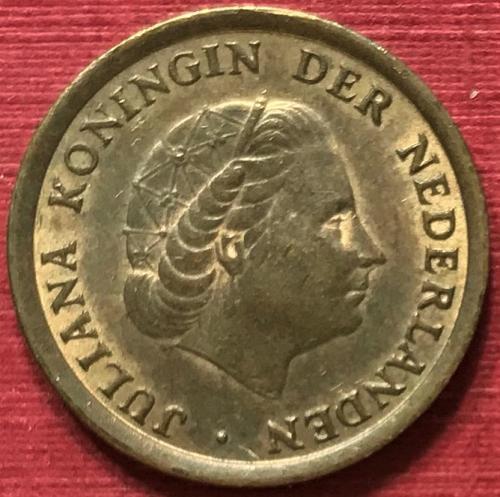 Netherlands 1975 - 1 Cent