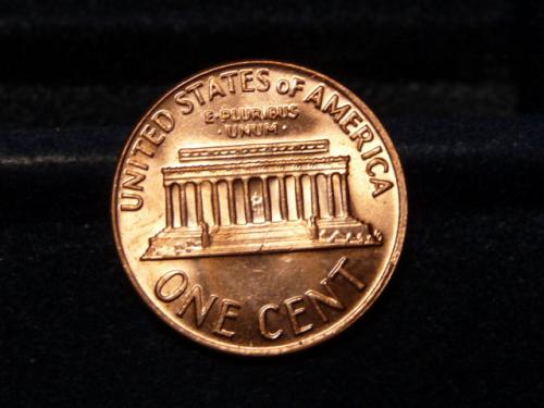 1970-S LINCOLN MEMORIAL CENT IN UNCIRCULATED CONDITION  L-9-20