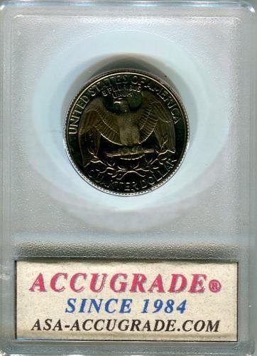1988 -S  Washington Quarter  ACG   PR-69-DCAM