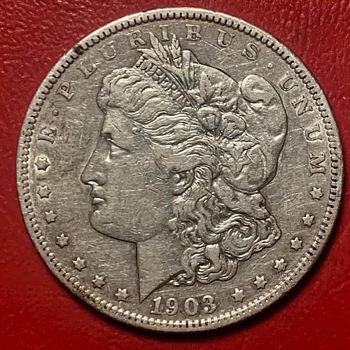 1903 Morgan Dollar