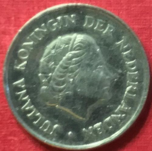 Netherlands 1970 - 25 Cents
