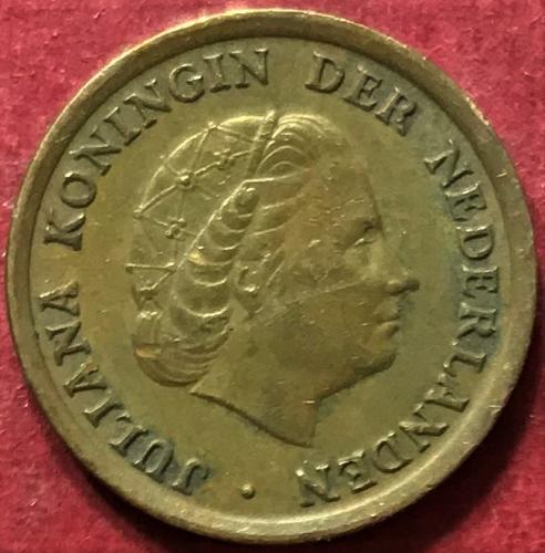 Netherlands 1965 - 1 Cent [#2]