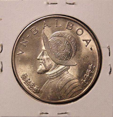 Panama 1947 Balboa