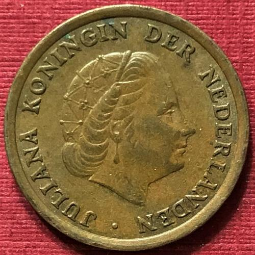 Netherlands 1961 - 1 Cent [#2]