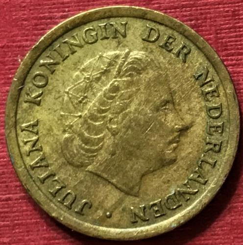 Netherlands 1960 - 1 Cent [#2]