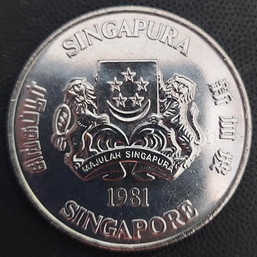 Singapore 1981 Year of the Rooster