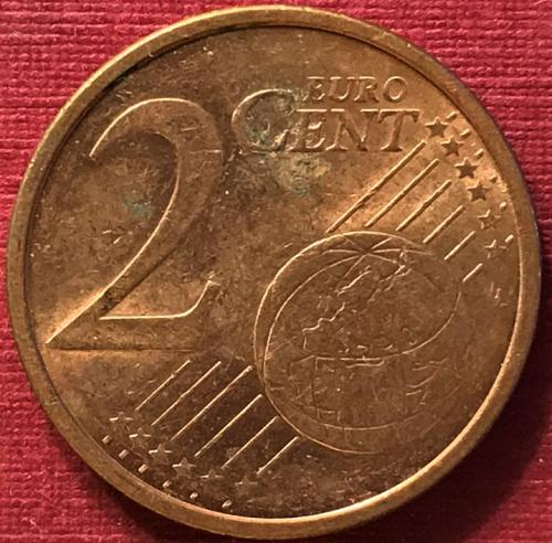 Germany 2006 F - 2 Euro Cents [F - Stuttgart Mint]