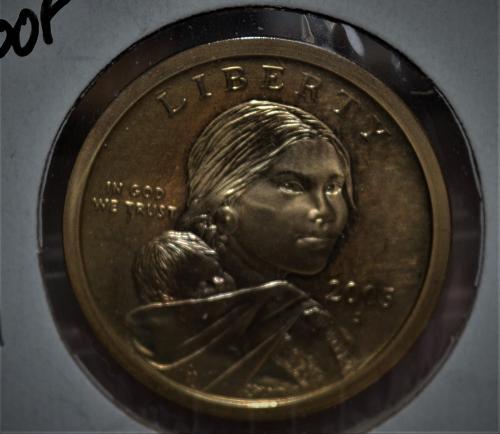 2005 S Sacagawea Proof