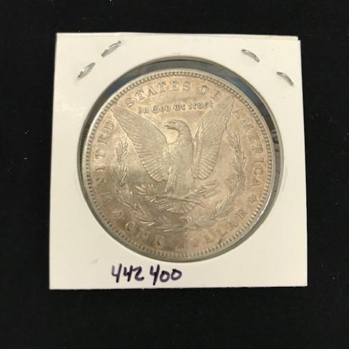 1890 S Morgan Dollar