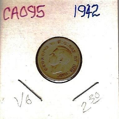 1942 Canada Ten Cent