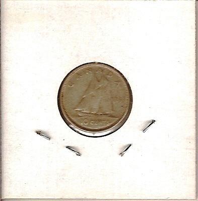 1964 Canada Ten Cent
