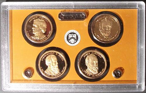 2011 14 Coin Silver Proof Set