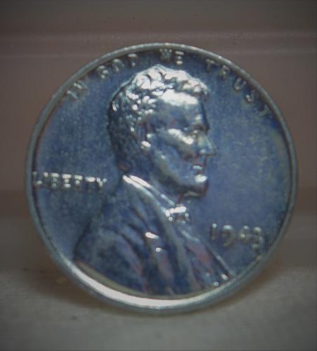 1943 Lincoln Wheat Cent - AU