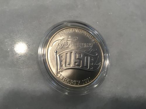 1991 D USO Uncirculated