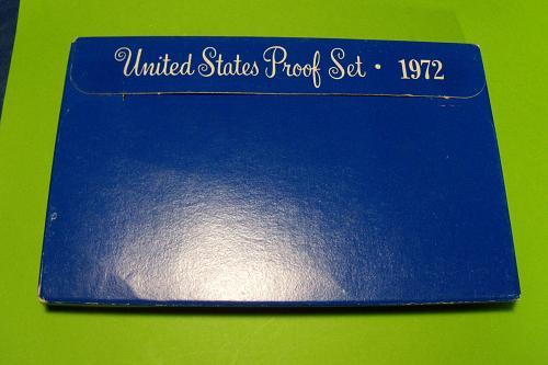 1972S Proof Set #PR1972S-1