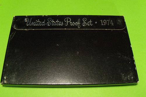 1974S Proof Set  #PR1974S-1