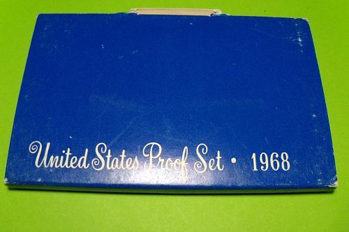 1968S Proof Set  #PR1968S-1