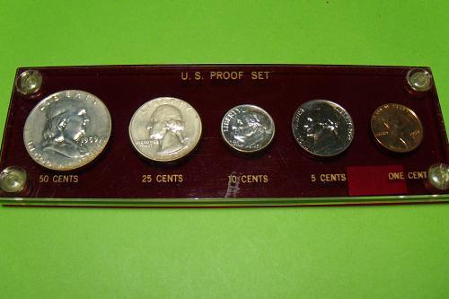 1959 Proof Set  #PR1959-1