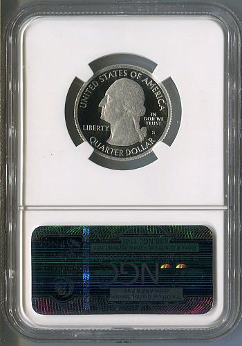 "2012 - S  ""Silver"" ""Early Release""  DENALI  Quarter"