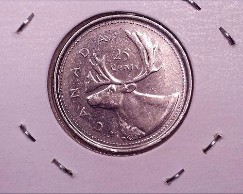 Canada 1952-2002 P Quarter