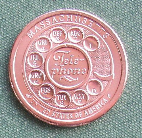 2020P Massachusetts American Innovation Dollar