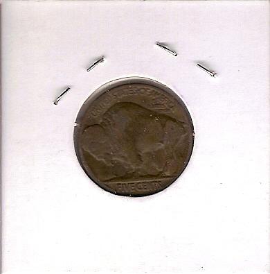 1935 Buffalo Nickel