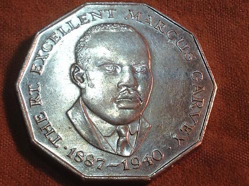 1987 Jamaica 50 Cents