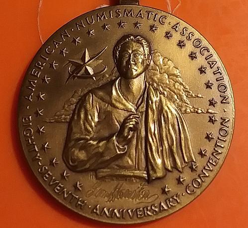 1978 ANA Medal Houston Texas