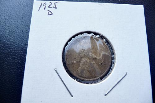 1925-D Lincoln Cent