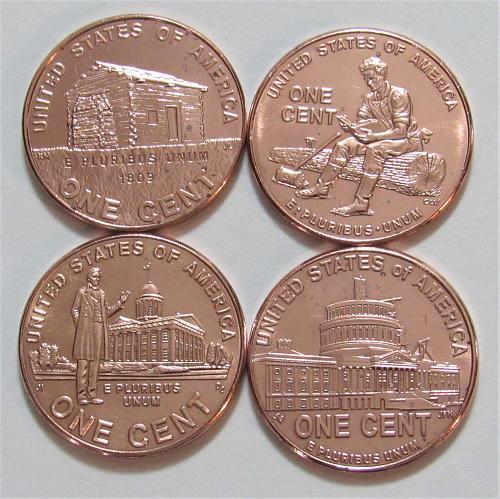2009-D 1 Cent - Lincoln Bicentennial Coin Set