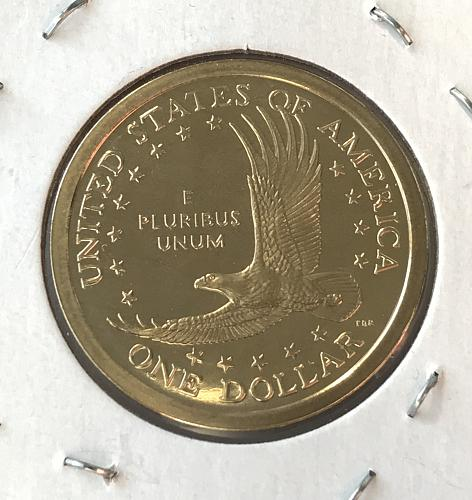 2003 S Proof Native American & Sacagawea Dollar (0105-3)