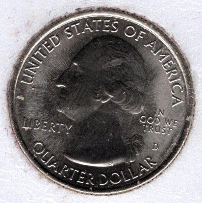 2013 D Great Basin America The Beautiful Quarters - #6b