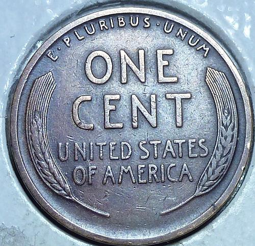1920-D Very Fine Lincoln Wheat Cent ( R-130 )