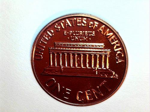 1964 Lincoln Cent Proof (price dropped 8/19)