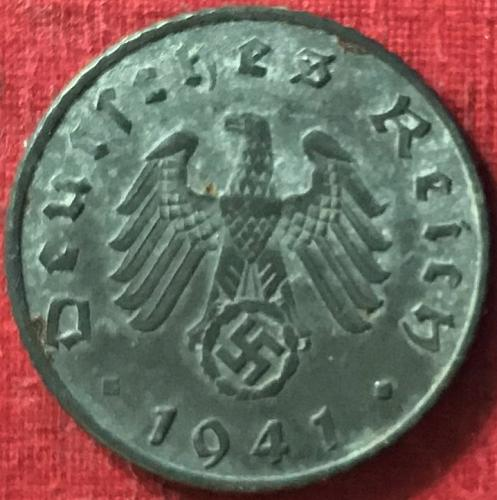 German Third Reich - 1941 A (A - Berlin mint) - 5 Reichspfennig [#2]