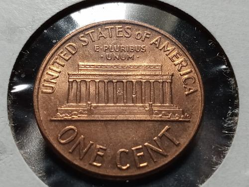 1968S lincoln cent