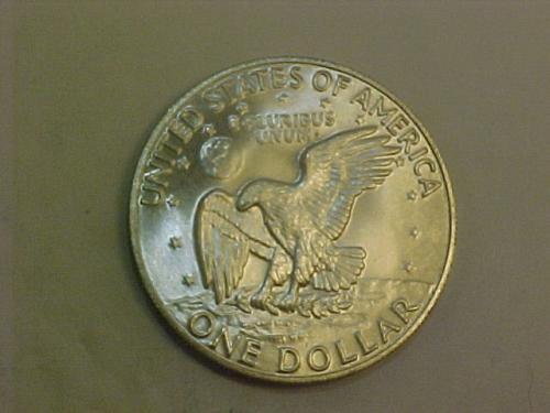 1974 S EISENHOWER DOLLAR     ah71