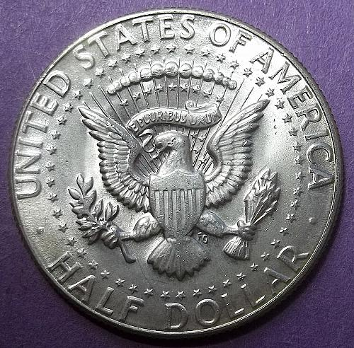 1969d Kennedy Half Dollar Lot FKHDae