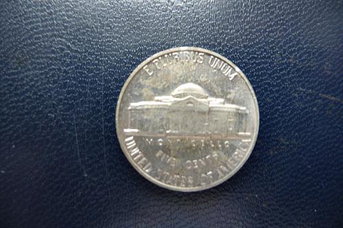 1961 Jefferson Nickel